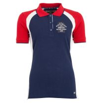 BR  BRPS poloshirt Aries Medieval Navy