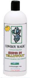 Cowboy Magic Shine In Yellow Out