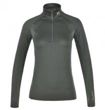 Kingsland Daniella longsleeve trainingshirt green