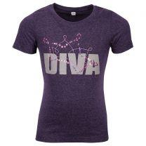 Harry's Horse Diva Purple shirt