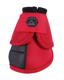 QHP Eventing Springschoenen Technical Rood