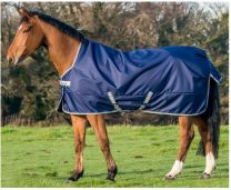 Bucas Freedom Turnout High neck 300 grams Navy