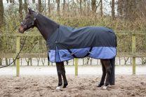 Harrys Horse Deken Thor 200gr 2Tone Black Marlin