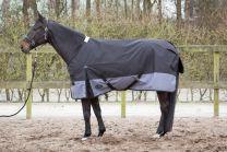 Harry's Horse Regendeken Wodan 0gr TC Jet Black