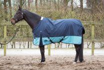 Harry's Horse Regendeken Wodan Fleece 0gr Midnight Navy