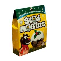 Stud Muffins Kerst Editie