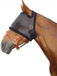 Harrys Horse Vliegenmasker Zonder Oren Zwart